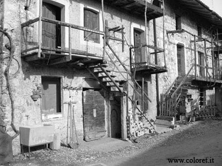 for Planimetrie delle case del fienile